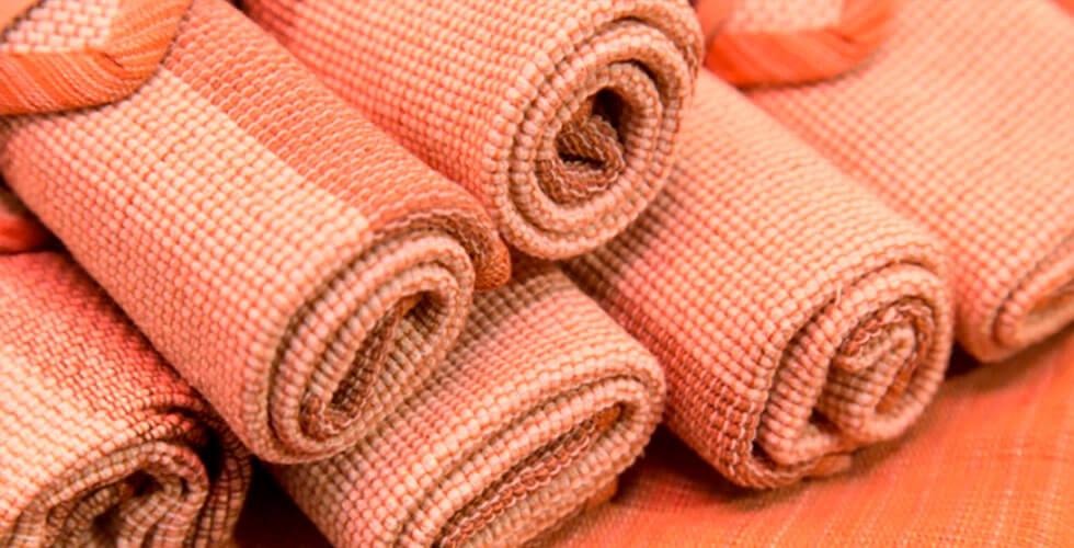 Огнезащита ковров и изделий из ткани